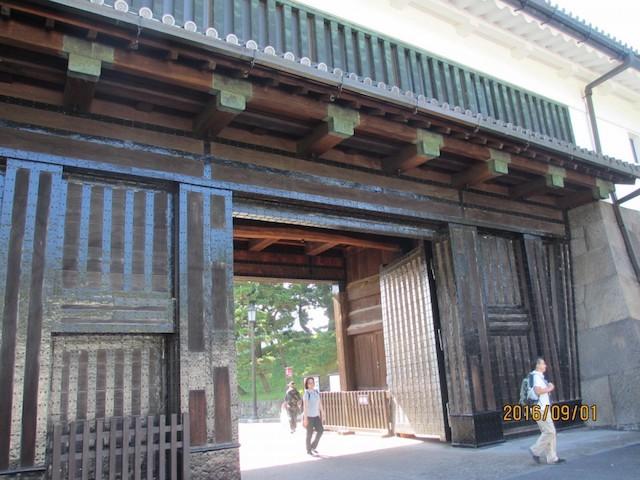 9月1日(木)日本橋→内藤新宿→高井戸へ 25.5km